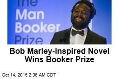 Bob Marley-Inspired Novel Wins Booker Prize