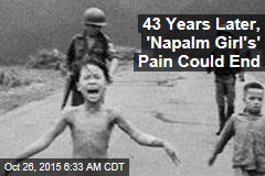 Vietnam 'Napalm Girl' Gets New Treatment