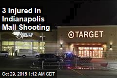 3 Injured in Indianapolis Mall Shooting