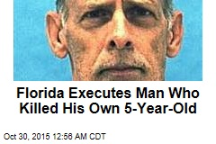 Florida Executes Man 30 Years After Quadruple Murder