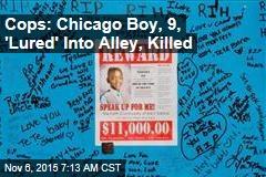Cops: Chicago Boy, 9, Killed as Gang Revenge