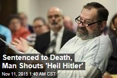 White Supremacist Gets Death Penalty for 3 Murders