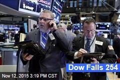 Dow Falls 254