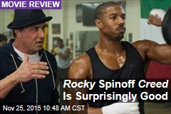 Rocky Spinoff Creed Is Surprisingly Good