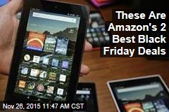 These Are Amazon's 2 Best Black Friday Deals