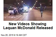 New Videos Showing Laquan McDonald Released