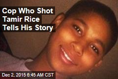 Cop Who Shot Tamir Rice Tells His Story
