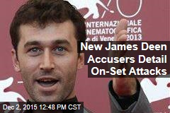 New James Deen Accusers Detail On-Set Attacks