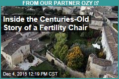 Inside the Centuries-Old Story of a Fertility Chair