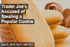 Trader Joe's Accused of Stealing a Popular Cookie