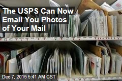 New Postal Service: Emails About Your Mail