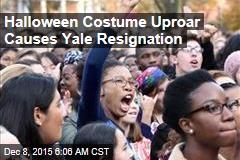 Halloween Costume Uproar Causes Yale Resignation