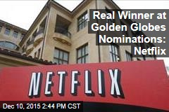 Real Winner at Golden Globes Nominations: Netflix