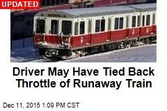 Runaway Train May Have Been Due to 'Operator Error'