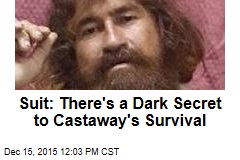 Suit: There's a Dark Secret to Castaway's Survival