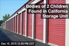 Bodies of 2 Children Found in California Storage Unit