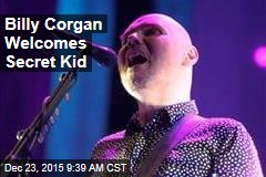 Billy Corgan Welcomes Secret Kid With Weird Name