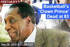 Basketball's 'Clown Prince' Dead at 83