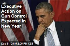 Executive Action on Gun Control Expected in New Year