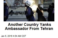 Another County Yanks Ambassador From Tehran