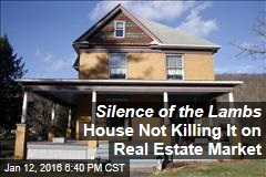 Silence of the Lambs House Not Killing It on Real Estate Market