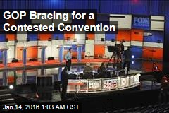 GOP Getting Ready for Contested Convention