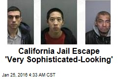 Dangerous Calif. Inmates Escaped From 68-Man Dorm