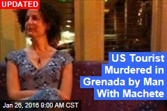US Tourist Murdered in Grenada by Man With Machete