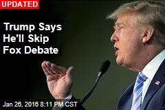 Fox News Won't Dump Megyn Kelly to Appease Trump