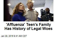 'Affluenza' Teen's Family Has History of Legal Woes