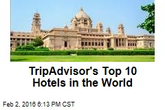 These Are the Top 10 Hotels in the World