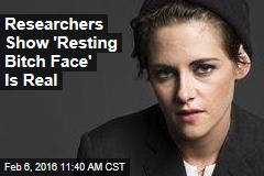 Researchers Show 'Resting Bitch Face' Is Real