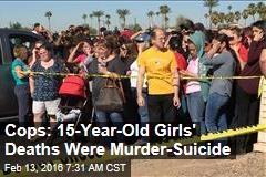 Cops: High School Double Shooting Was Murder-Suicide
