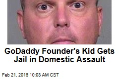 GoDaddy Founder's Kid Gets Jail in Domestic Assault