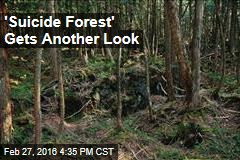 'Suicide Forest' Gets Another Look
