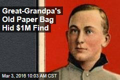 Great-Grandpa's Old Paper Bag Hid $1M Find