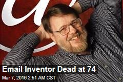 Email Inventor Dead at 74