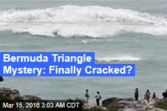 new research about bermuda triangle
