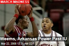 Weems, Arkansas Power Past IU