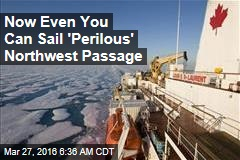 Now Even You Can Sail 'Perilous' Northwest Passage