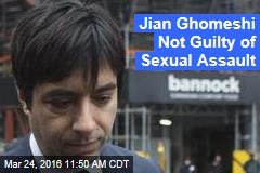 Jian Ghomeshi Not Guilty of Sexual Assault