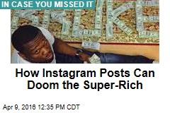 Instagram Posts Sink Super-Rich in Fraud Cases