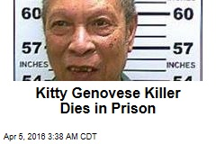 Kitty Genovese Killer Dies in Prison