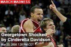 Georgetown Shocked by Cinderella Davidson