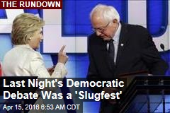 Clinton, Sanders 'Fought to a Draw'
