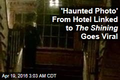 'Haunted Photo' From Hotel Linked to The Shining Goes Viral
