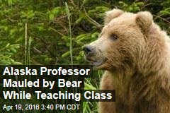 Alaska Professor Mauled by Bear While Teaching Class