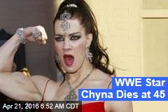 WWE Star Chyna Dies at 45