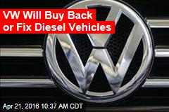 VW Will Buy Back or Fix Diesel Vehicles