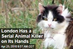 London Has a Serial Animal Killer on Its Hands